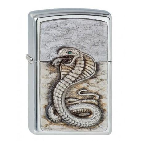 Zippo Green Cobra