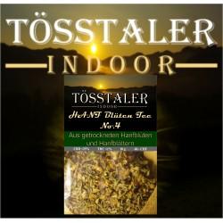 Tösstaler Indoor Hanf Blüten Tee No. 4