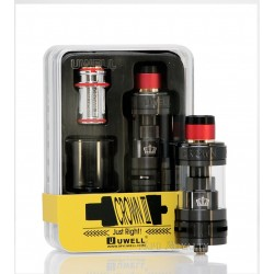 Uwell CROWN 3 Subohm Verdampfer 5ml, matt Schwarz