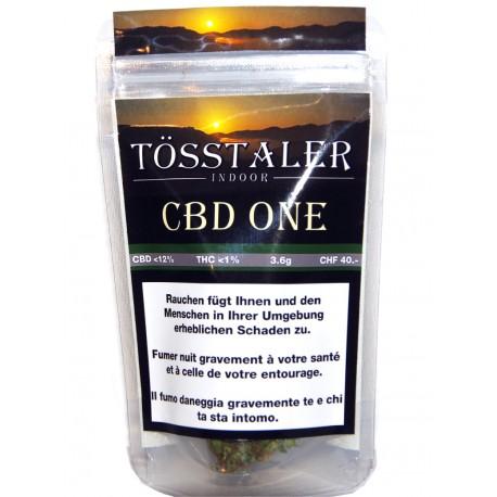 TÖSSTALER CBD one 3.6g