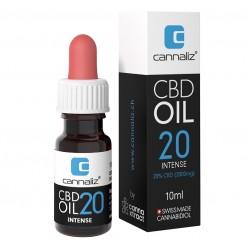 Cannaliz CBD-Öl : 20% CBD